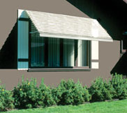 Awnings from Continental Siding