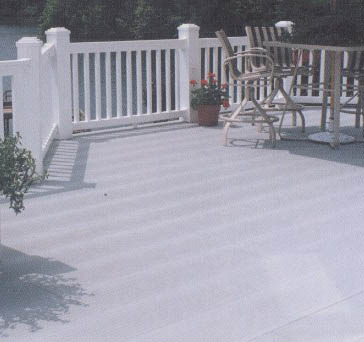 Decking from Continental Siding Supply