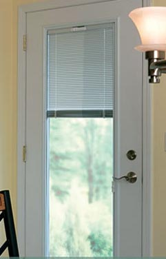 Doorblinds from Continental Siding Supply