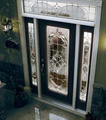 Entry Door from Continental Siding Supply