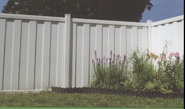 Steel Reinforced Fencing Continental Siding Supply