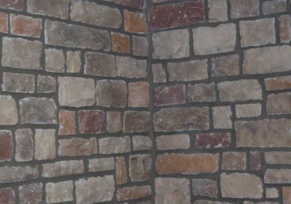 Rock brick veneer siding for What is brick veneer siding