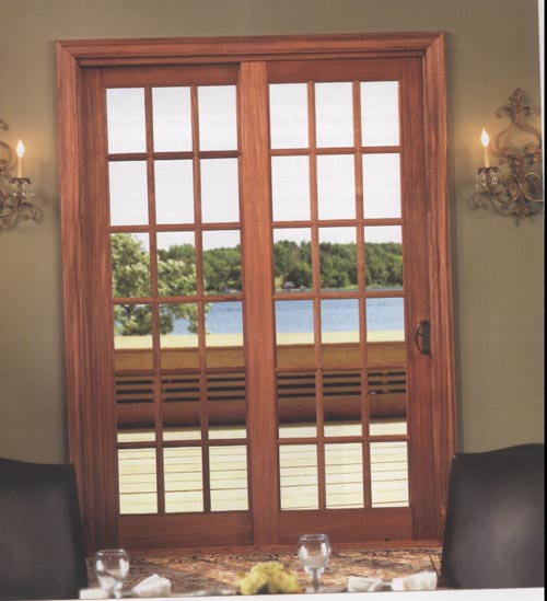 Telescoping Sliding Patio Doors Weather Shield