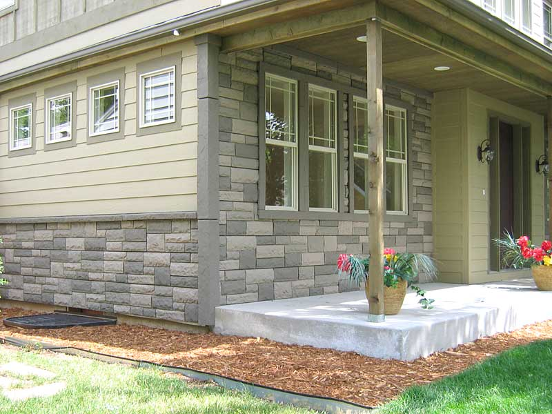 Vinyl Stone Siding Kansas City MO