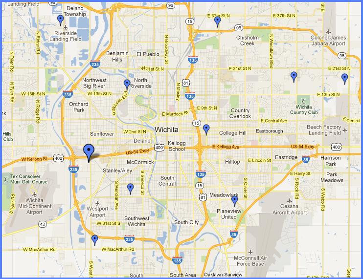 Continental Siding Locations Wichita Ks