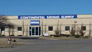 Continental Siding Supply Wichita Kansas
