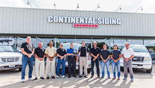 Continental Siding Supply in Columbia, MO